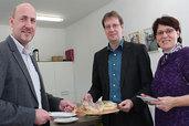 CDU-Politiker auf Info-Tour