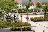 """Gästebeitrag zum Sommerfest """"Mehrgenerationsspielplatz"""""""